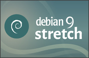 Debian 9 Stretch amd64